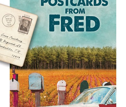 Cover for Postcards from Fred