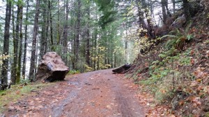 Mount Hood, Road 27