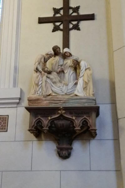 Stations of the Cross, Loretto Chapel, Santa Fe, NM