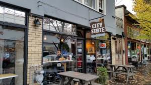 City State Diner, Portland, OR