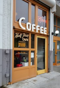 Half Pint Coffee, Portland, OR