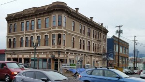 Former location of Sea Tramp Tattoo, Portland, OR