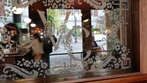 Entrance to the Virginia Cafe, Portland, OR